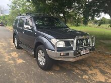 2007 Nissan Pathfinder TI 7 seater leather! Cheap Morningside Brisbane South East Preview
