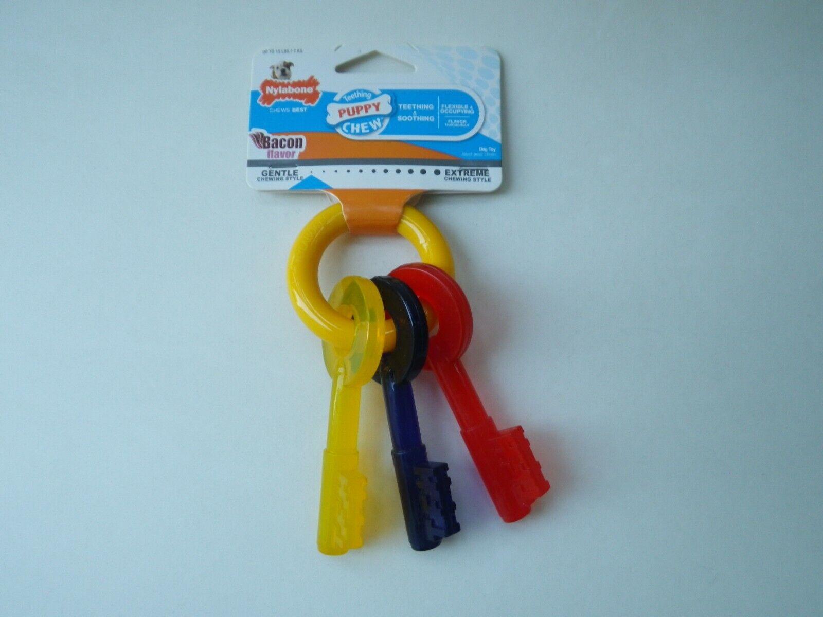 Nylabone Corp - bones - Puppy Teething Keys Xsmall - N219P