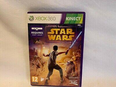 KINECT STAR WARS MICROSOFT XBOX 360