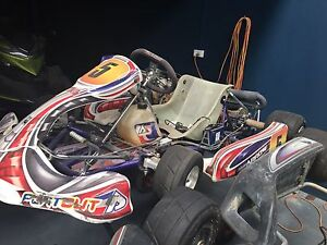125 Rotax Go Karts X 2 Ascot Belmont Area Preview