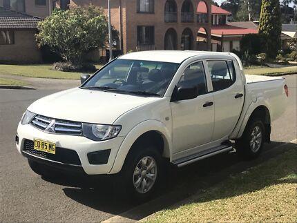 Mitsubishi Triton For Sale In Australia Gumtree Cars