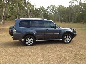 2007 Mitsubishi Pajero VRX Townsville Townsville City Preview