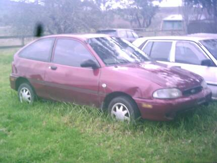 Ford Festiva Parts 1996 Ringwood Maroondah Area Preview
