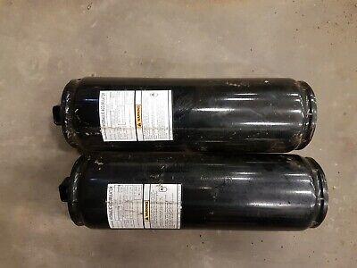 Grove Manitowoc Crane Hydraulic Accumulator 2 Pcs 1101369