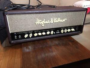 Hughes & Kettner Tube Amp Head