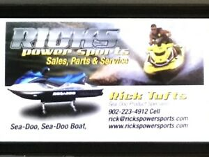 SeaDoo / BRP  Parts & Repairs  with 22 Years Experience.