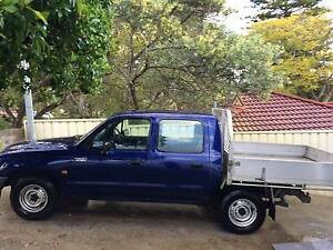 2003 Toyota Hilux Ute Padstow Bankstown Area Preview