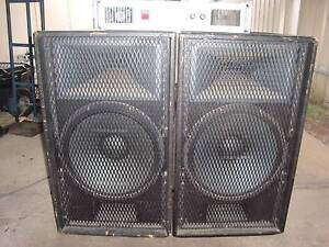 ARX PowerMAX, 2 speakers and amplifier as complete set Audio pa Port Adelaide Port Adelaide Area Preview