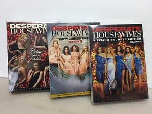 Desperate Housewives Box Sets
