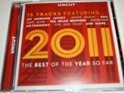 Various – 2011 (The Best Of The Year So Far) Uncut CD White Denim The Go! Team