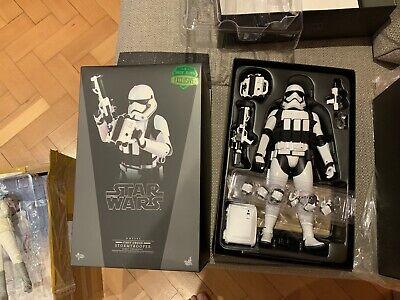 Hot Toys Star Wars Stormtrooper Jakku Exclusive First Order MMS333 1/6 Figure