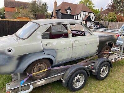 Ford escort mk1 4 door project