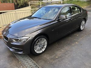 2013 BMW 328i Luxury Line