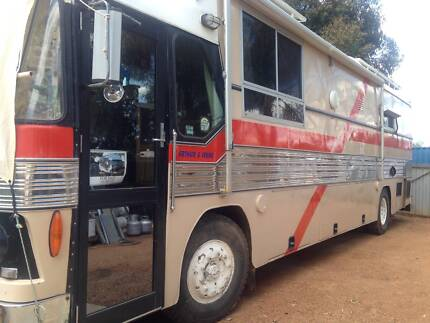 Motor home bus Trangie Narromine Area Preview