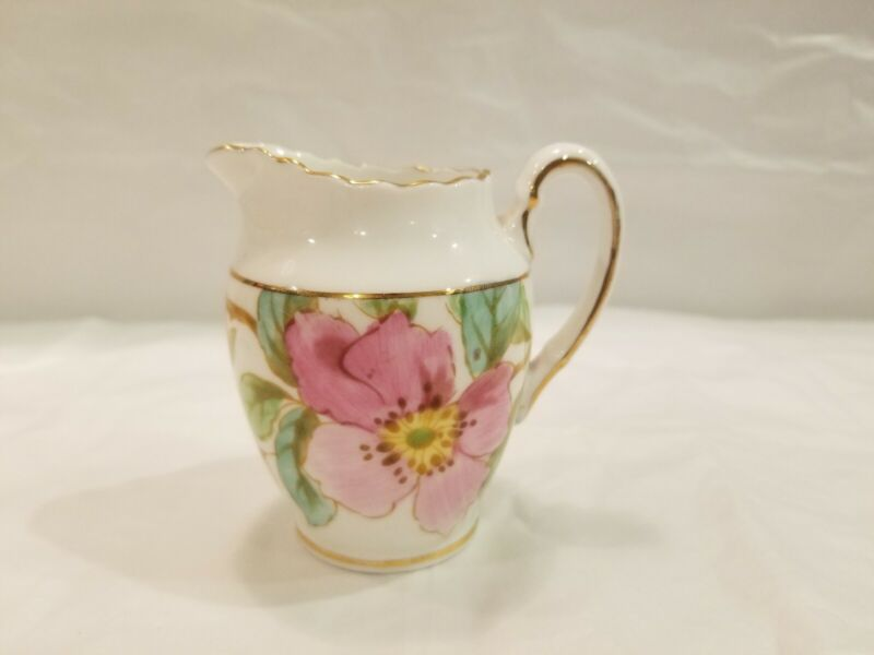 Vintage Tuscan Bone China British Columbia Dogwood Pink Creamer Pitcher England