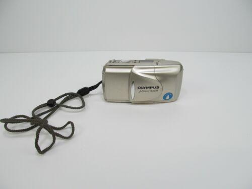 Olympus [mju:] Mju II ZOOM Camera Zoom 38-80mm All Weather