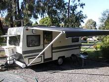 1987 Roma 15.5 FT CARAVAN (WITH AIRCON) 4 BEARTH Wheelers Hill Monash Area Preview