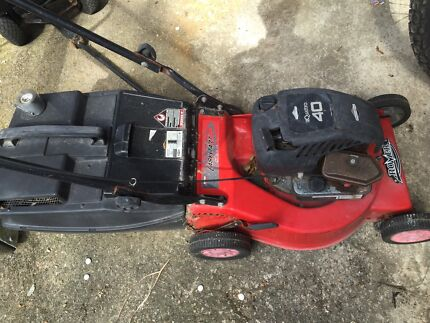 Rover Mower give away. Still works.  Ferny Grove Brisbane North West Preview