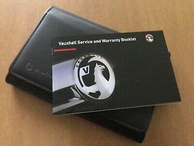 Vauxhall CORSA JAN 2017 ALL MODEL Service Book New Blank Genuine