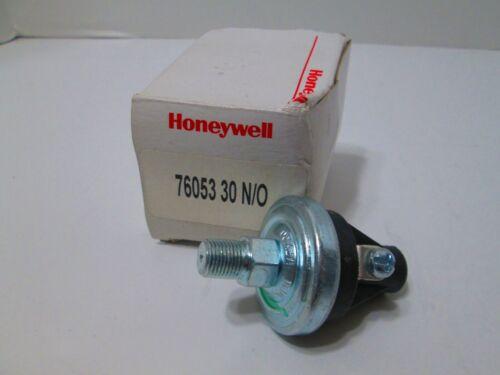 HONEYWELL 76053-30-N/O / 7605330NO PRESSURE SWITCH (NEW IN BOX)