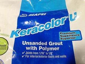 Mapei Keracolor Sahara Beige unsanded grout - 10 lbs Cambridge Kitchener Area image 2