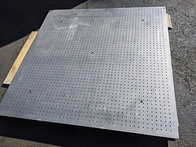 Newport Optical Table 48 X 48 X 2 14