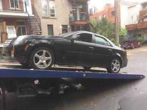 Achetons Autos/Camions Scrap Cash $$$ TOP Dollar $$$