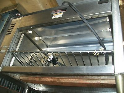 Apw Electric Cheese Melter Auto-shelf All Ss 208 Volts 900 Items On E Bay