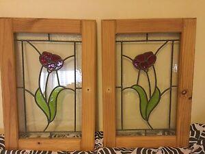 Stained glass doors Wangaratta Wangaratta Area Preview