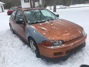 honda civic 92 eg hatch