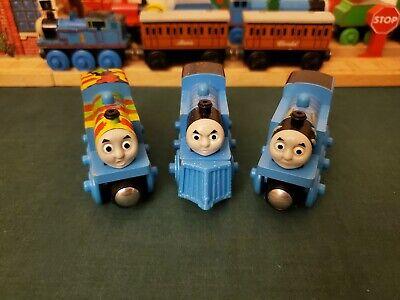 Thomas Wooden Railway Fisher-Price Adventures of Thomas Set Y4102 VGUC