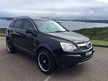 Black 2010 Holden Captiva. Sporty and Stylish. Priced to sell! Narrabeen Manly Area Preview