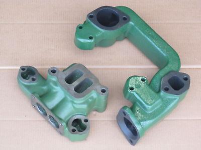 Intake Exhaust Manifold For John Deere Jd 60 620 630