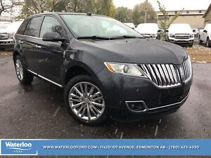 2013 Lincoln MKX Reserve | Heated/Cooled Seats | Panoramic Moonr