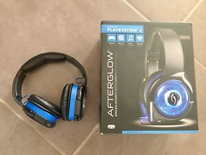 Afterglow ps4 gaming headset