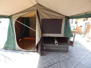 Oztrail camper trailer Gillieston Heights Maitland Area Preview