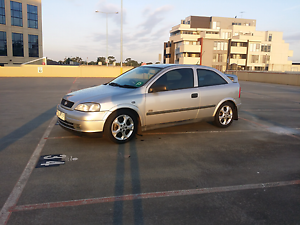Holden Astra TS SRI 2.2L auto 12 months rego in rwc swap trade Cheltenham Kingston Area Preview