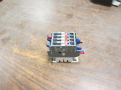 Abb Contactor N22e 110-120v Coil 600v Used