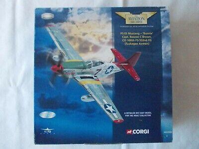 Corgi Aviation Archive AA32203 P-51D Mustang