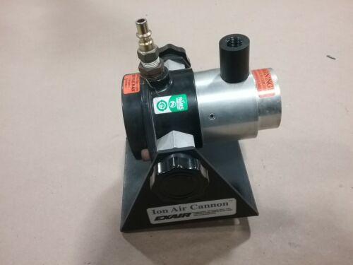 Exair Ion Air Cannon Assembly with Bracket #11F67