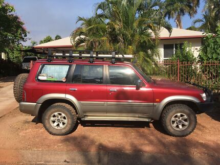 1998 Nissan patrol 4.5 petrol Perth Perth City Area Preview
