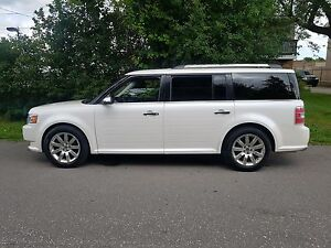 2010 Ford Flex Limited P.LEATHER Heated seats,Nav,
