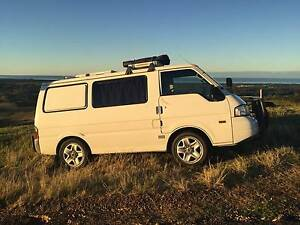 **MAZDA CAMPERVAN 2003 180KM FULL EQUIPED (NSW/QSL)** Bundall Gold Coast City Preview