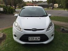 Ford Fiesta Zetec Hope Valley Tea Tree Gully Area Preview