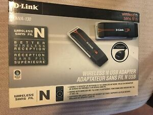 Wireless internet USB adapter