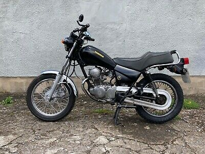 Yamaha SR125 Motorcycle 1993 MOT 125cc Legal learner