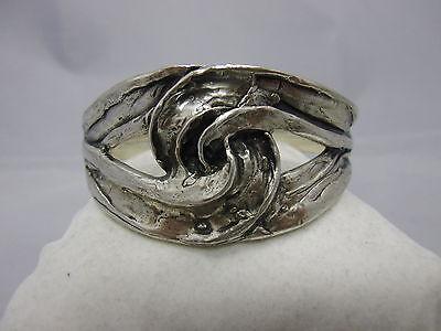 schöner Perli Armreif Silber 835 punziert #Pe64