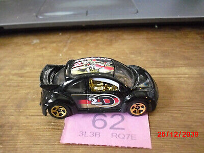 hot wheels volkswagen new beetle