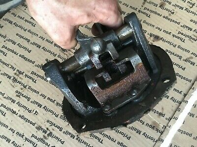 Allis Chalmers C Tractor Transmission Forks And Shifter