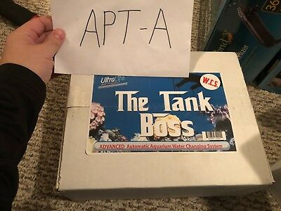 The Tank Boss Water Changing System WCS Automatic Fish Tank